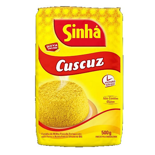 SINHA Couscous Traditional 500g