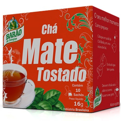 Barao Toasted Mate Tea 16g