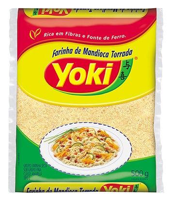 YOKI Rost Cassava Flour 500g -V 25/04/19