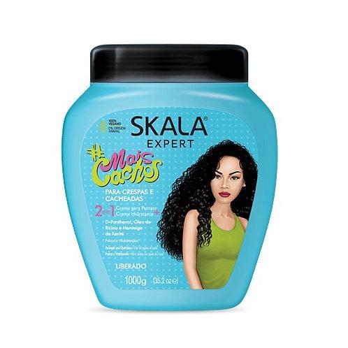 SKALA  +Curls Conditioning Cream 1L