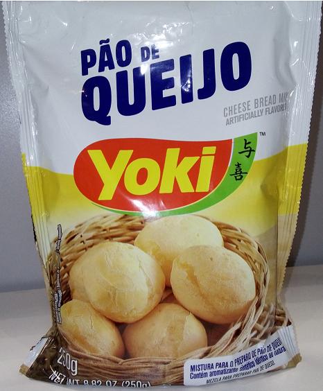 YOKI Cheese Bread Mix  250g - V 10/10/19