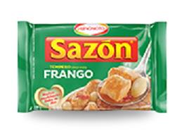 SAZON_Green-Chicken Flavored Seasoning 12X5g
