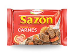 SAZON_Red-Meat Flavored Seasoning 12X5g - V 190420