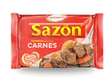 SAZON_Red-Meat Flavored Seasoning 12X5g - V