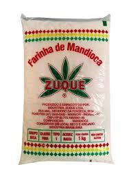 ZUQUE Fine Cassava Flour 1KG  V 10/20