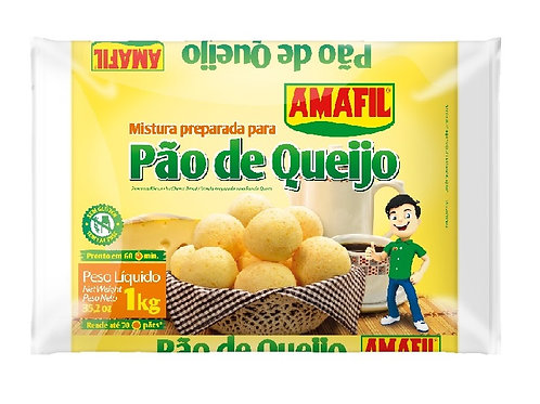 AMAFIL Cheese Bread Mix  1kg