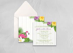 tropical bat mitzvah invite1