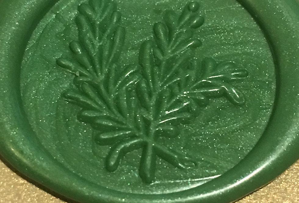 Wax Seal - Olive