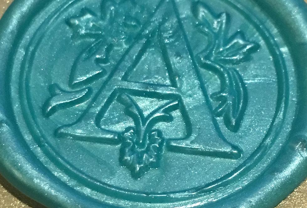 Wax Seal - Initials A-Z