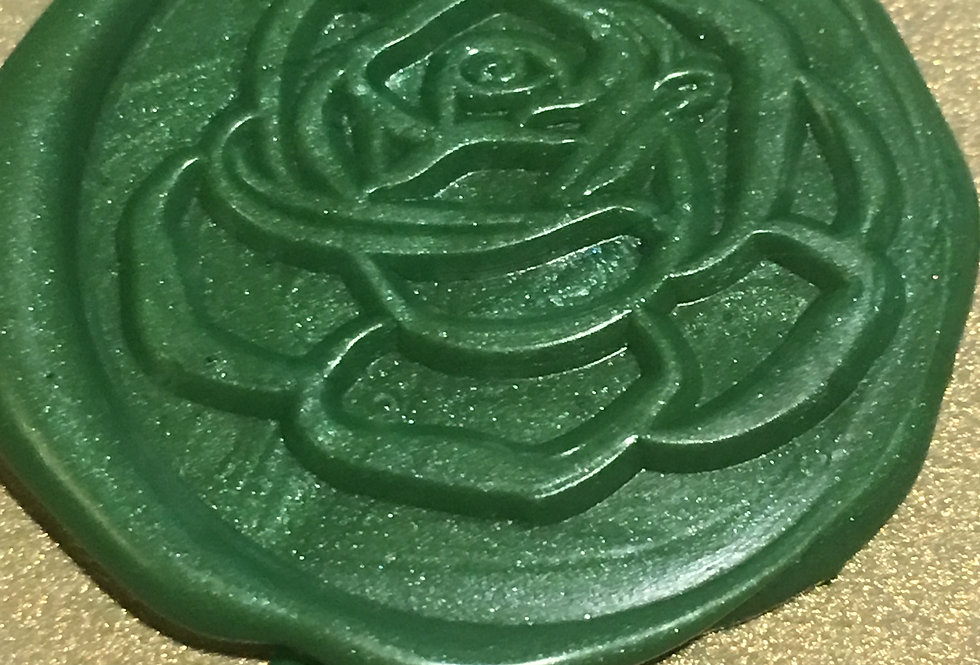 Wax Seal - Rose