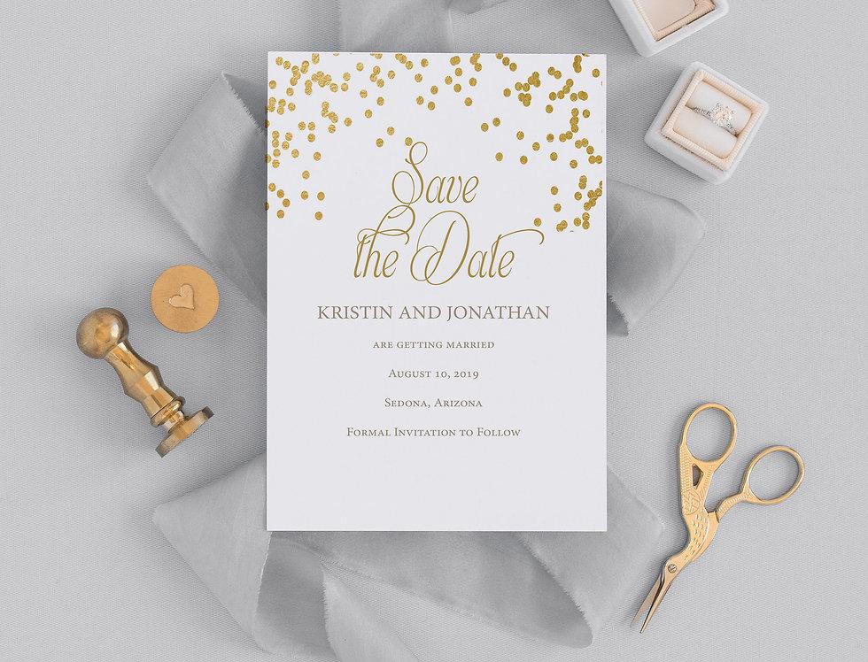 Kristin Save the Date