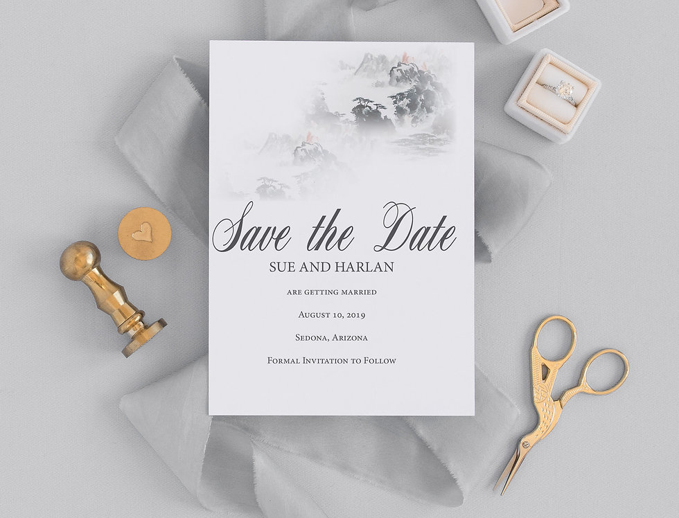 Sue Save the Date
