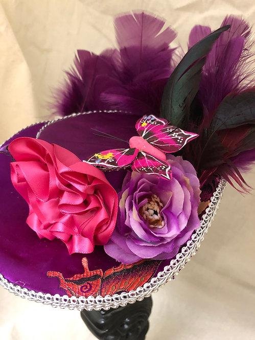 Butterfly Bicorn Hat