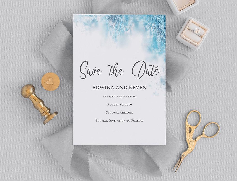 Edwina Save the Date