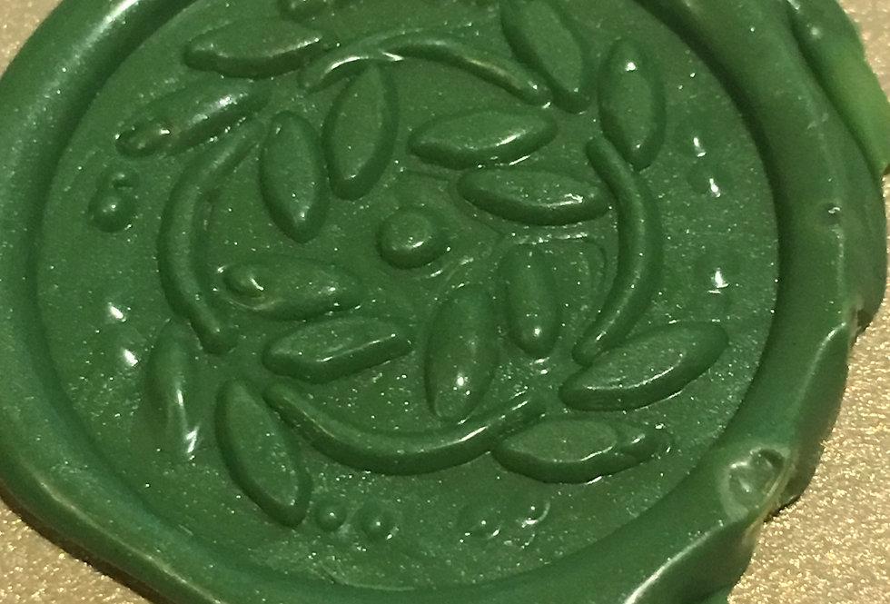 Wax Seal -Wreath