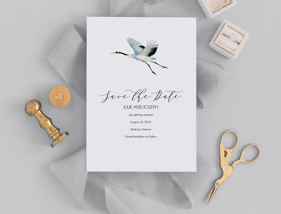 Julie Save the Date
