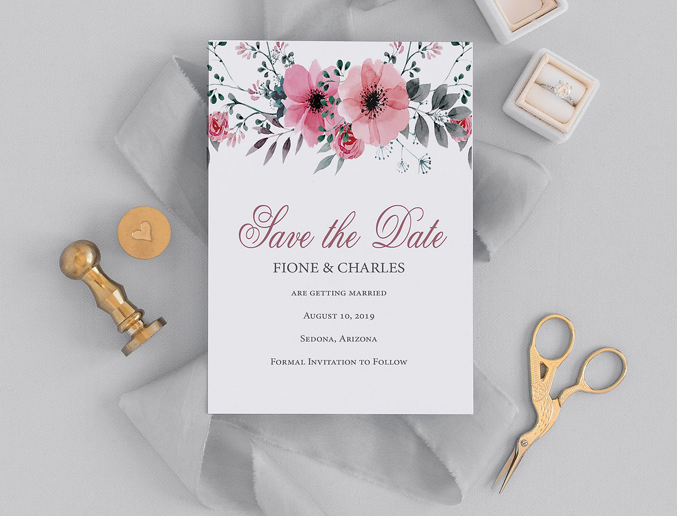 Fione Save the Date