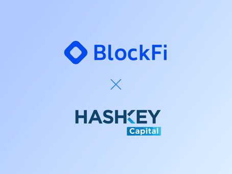 HashKey Capital joins BlockFi Live: Blockchain In China Panel
