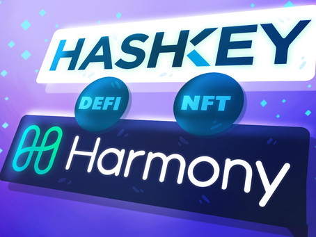 HashKey Announces Liquidity and Investment Commitment to Harmony's Growing DeFi and NFT Ecosystem