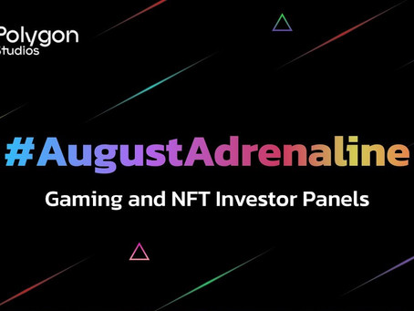Investor Panel on NFT's - Utility Beyond Gaming