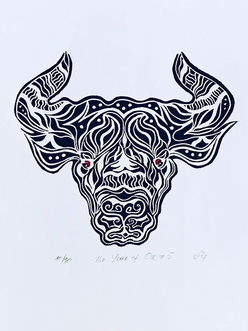 The Year of Ox #5