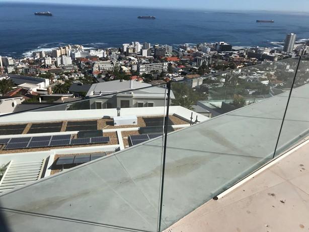 Rooftop Balustrades