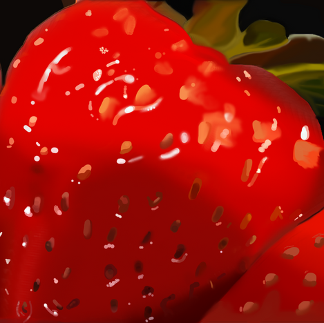 Food Painting