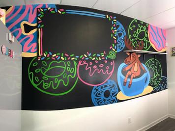 Papa Moose Mural