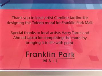 Franklin Park Mall Mural