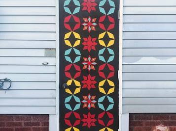 Private Door Mural