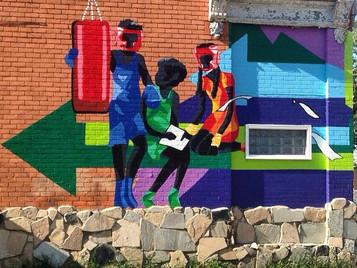 Soul City Mural