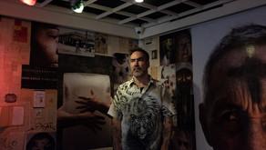 Zurumbático: Un Autorretrato,  Entrevista con Luis Cobelo