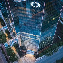 Frost Tower - downtown San Antonio