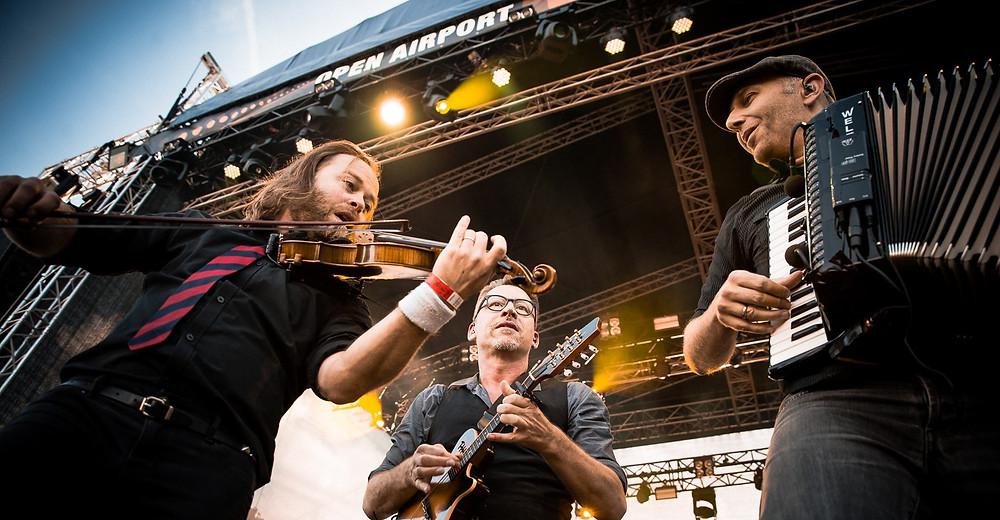 Tobias, Ralf et Stefan