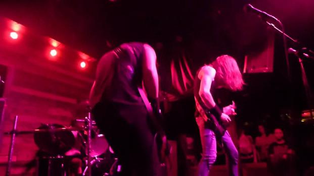 Chernobyl - Holy Wars (Megadeth cover) - 8/2/13