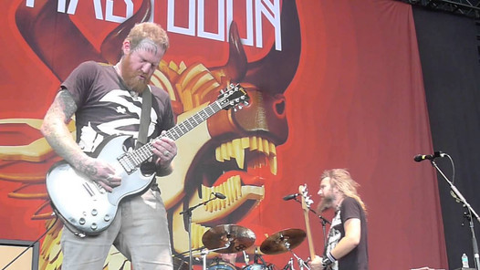 Mastodon - Megalodon - 7/31/13