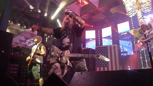 Soulfly - Bloodshed - 10/23/13