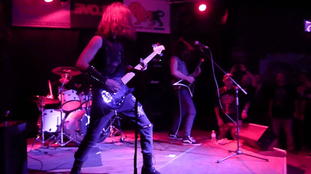 Lacerate - Oppression Hex - 6/6/15