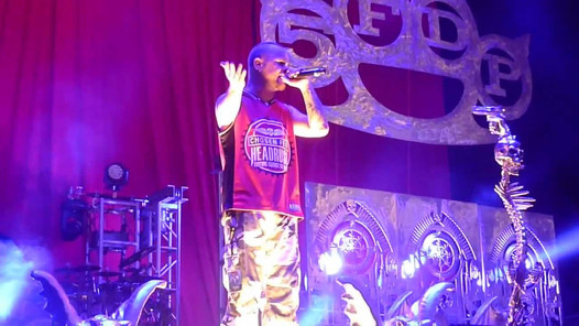 Five Finger Death Punch - Far From Home - 7/31/13