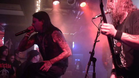Vital Remains - In A World Without God - 4/4/15