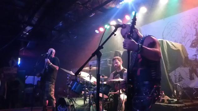 Three Knuckles Deep - Screams Of The Dead - 9/28/19