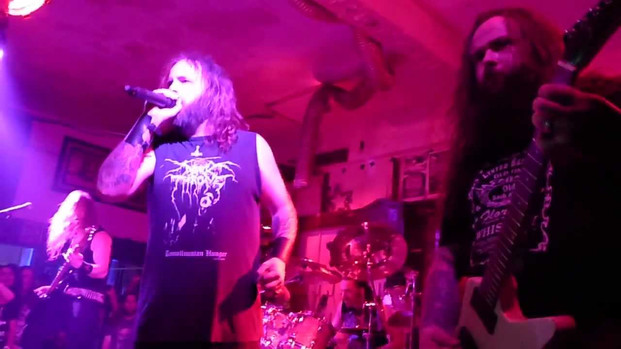 3 Inches Of Blood - Tom Sawyer (Rush cover) - 5/11/13
