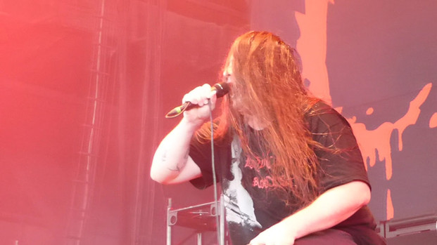 Cannibal Corpse - Stripped, Raped & Strangled - 5/11/19