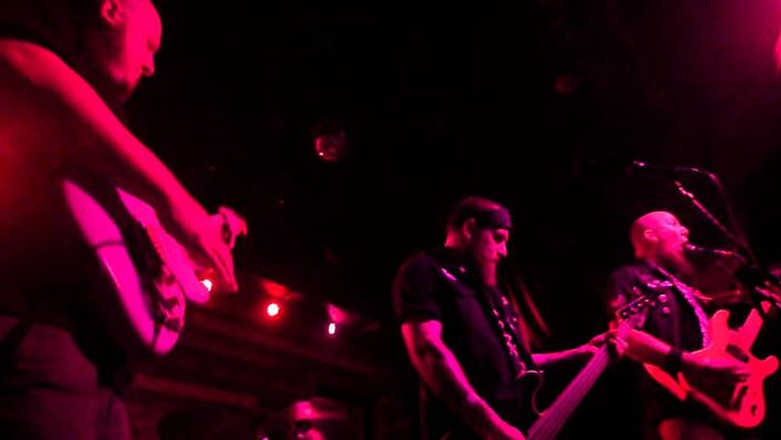 Hot Graves - Roach Pussy Crucifix - 8/2/13
