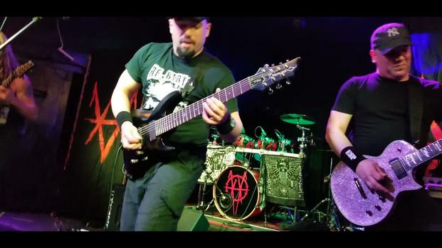 Marc Rizzo - Seek & Destroy (Metallica cover) - 5/1/21
