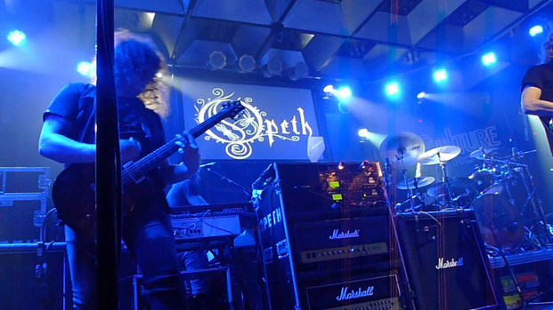 Opeth - Ghost Of Perdition - 5/2/13