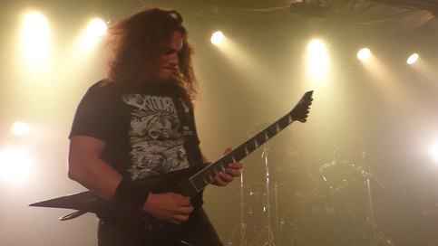 Exmortus - Into The Maw Of Hell - 9/19/18