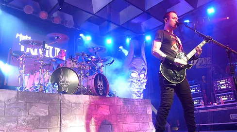 Trivium - Blind Leading The Blind - 9/9/15