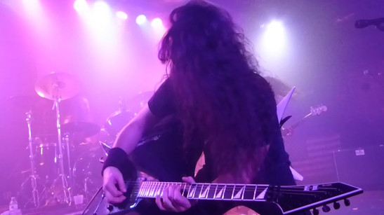 Exmortus - guitar duo - 9/19/18