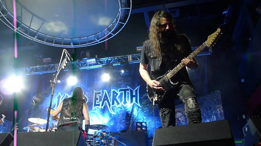 Iced Earth - Watching Over Me - 4/25/14